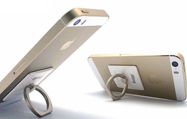 ¡Asegura tu celular u otro aparato! Paga RD$100 por Anillo Iring universal para celular y tableta